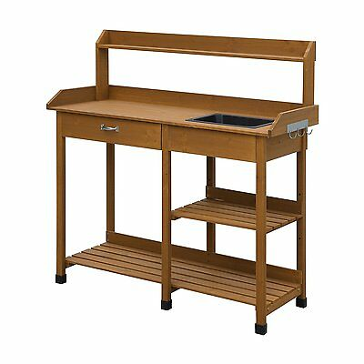 Convenience Concepts G10458 Deluxe Potting Bench