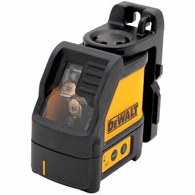 Dewalt Dw088k Self Leveling Horizontalvertical Cross Line Laser Level