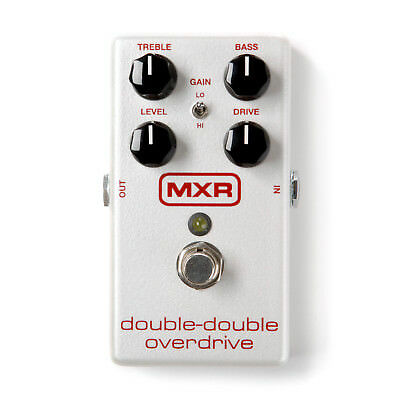 MXR Double-Double Overdrive, M250, Brand New In Box !