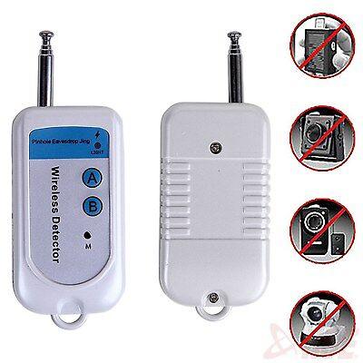 Anti-Spy Rf Wireless Signal Radio Detector Hidden Camera Bug Tracer Finder
