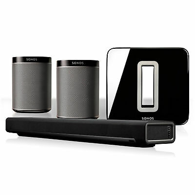 Sonos PLAYBAR 5.1 Home Theater System - Brand New - Factory Sealed
