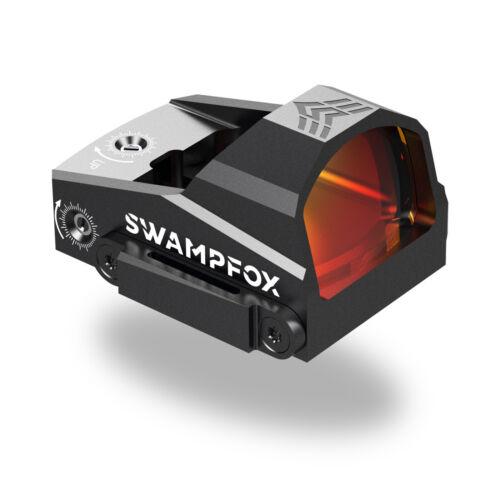 Swampfox Optics Kingslayer 1x22 Micro Reflex Sight Red Circle 3 MOA OKS00122-RC