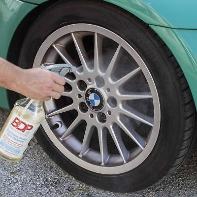 BRAKE DUST PROFESSIONAL BDP Touchless Wheel Cleaner No Scrubbing Free Shipping
