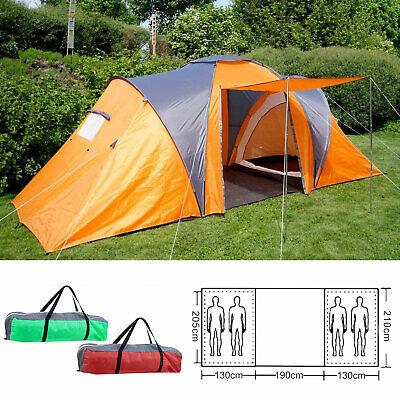- Kuppel (Campingzelt Loksa, 4-Mann Zelt Kuppelzelt Igluzelt Festival-Zelt, 4 Personen)