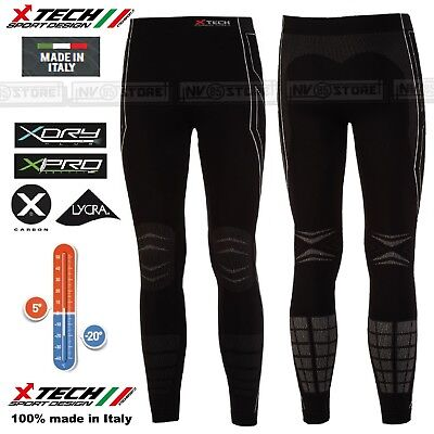Trousers Xtech Underwear Thermal X-Tech RACE3 -20° Made in Italy