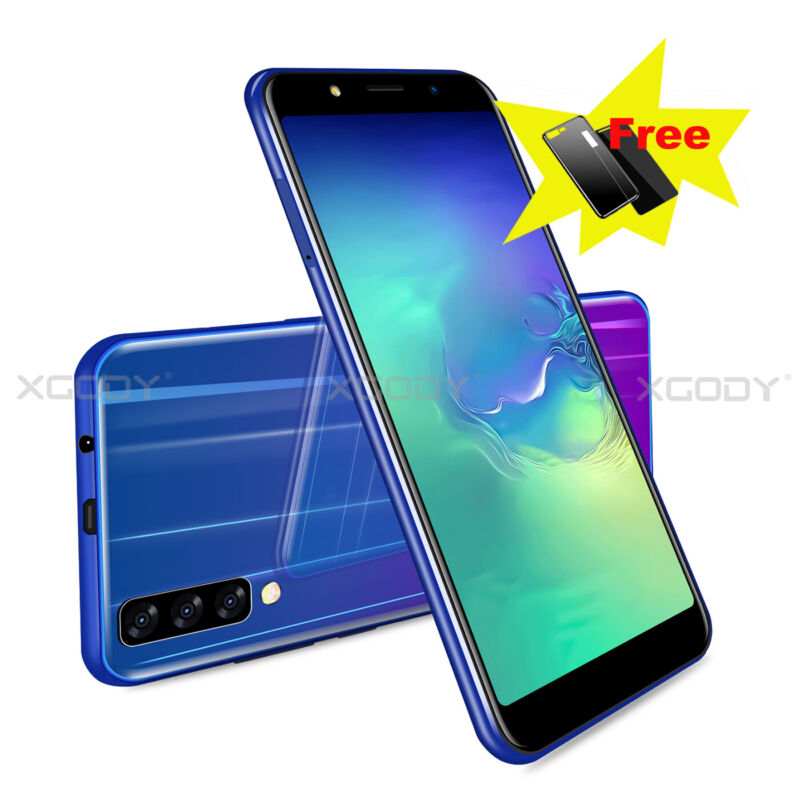 """Android Phone - 6.0"""" 16GB P20 Pro Android 8.1 Unlocked Cell phone 3G T-mobile Smartphone 2SIM"""