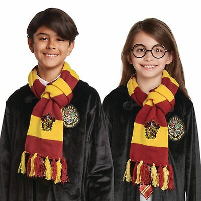 Official Licensed Harry Potter Gryffindor Scarf Costume fo Kid Holloween Cosplay