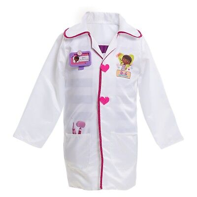 Doc Mcstuffins Set (Disney Junior Doc McStuffins Doctors Coat Toy Play Pretend Set)