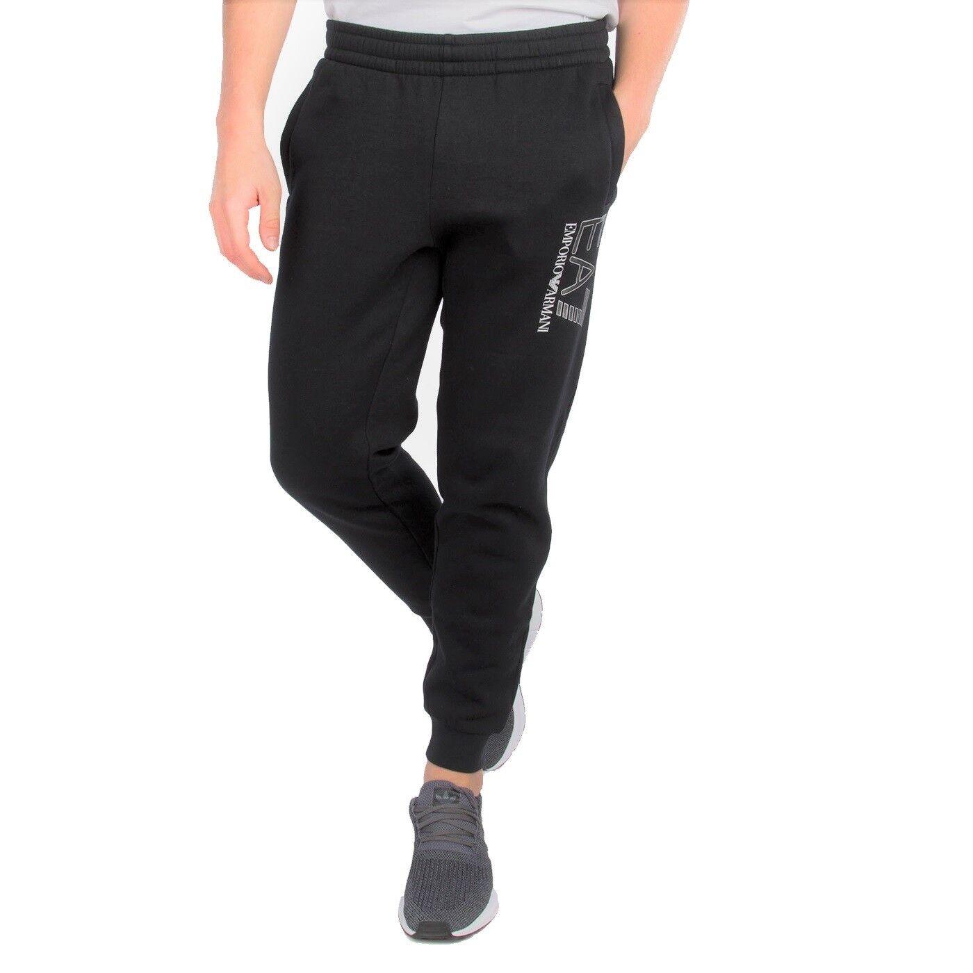EMPORIO ARMANI EA7 pantalone tuta uomo abbigliamento sport blu 6YPP98 PJ07Z 1578
