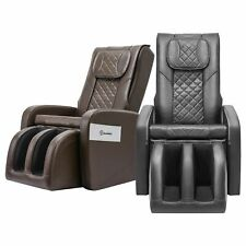 Zero Gravity Massage Chair **3 Years Warranty**. Full Body Real Relax Recliner