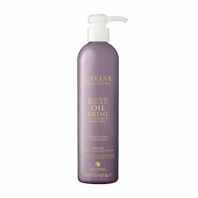 Alterna Caviar Moisture Intense Oil Creme Pre Shampoo Treatment 487ml With PUMP