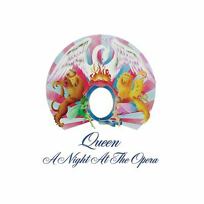 Queen  -  A Night at the Opera  -  CD Album    (New & Sealed)