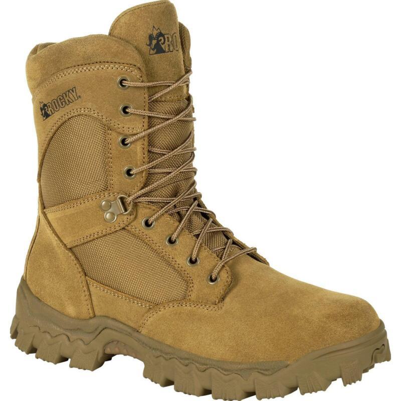 Rocky Alpha Force 8 Inch Duty Boot