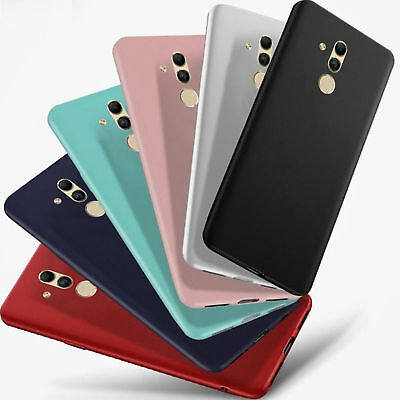 Ultra Thin Protective Matte Silicone Gel Case Cover For Huawei Mate 20 Lite Pro - Protective Matte