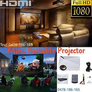 LED Projector Mini Digital HD Home Theater Projector w/Remote   P Melbourne CBD Melbourne City Preview