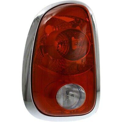 MINI COOPER COUNTRYMAN 2011-2016 LEFT DRIVER R60 TAIL LIGHT TAILLIGHT LAMP REAR