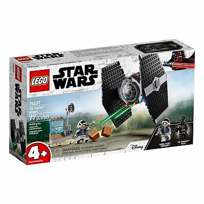 GENUINE LEGO Star Wars TIE FIGHTER ATTACK 75237 Building Kit, New in Sealed Box