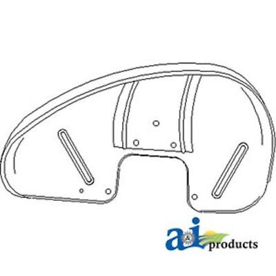 70224934 Fender Assy Rh Wo Bracket Fits Allis-chalmers Tractor Wd Wd45