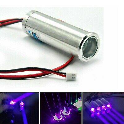 Violetblue 405nm 250mw Fat Dot Beam Laser Diode Module Ktvbarstage Light