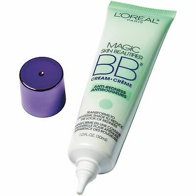 ⭐️ L'Oreal Magic Skin Beautifier BB Cream 820 Anti-Redness 1.0 Fl Oz 30