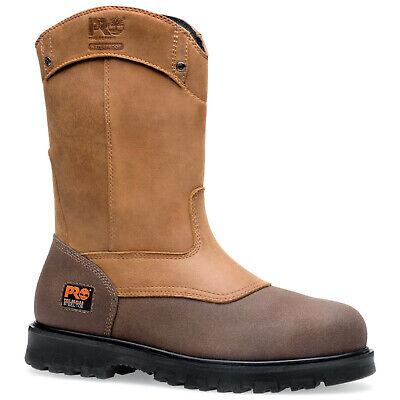 Timberland PRO Men's Rigmaster Wellington Work Shoe SAFETY TOE TB089604270