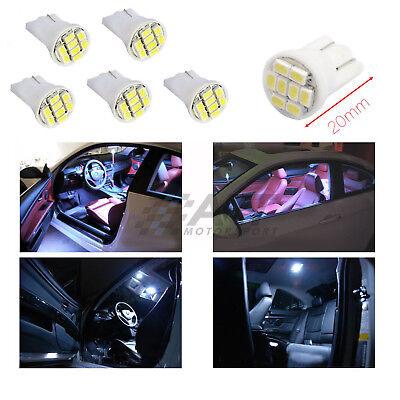 Bombillas T10 led con iluminación blanco frío para Bmw E92 E93 para interior