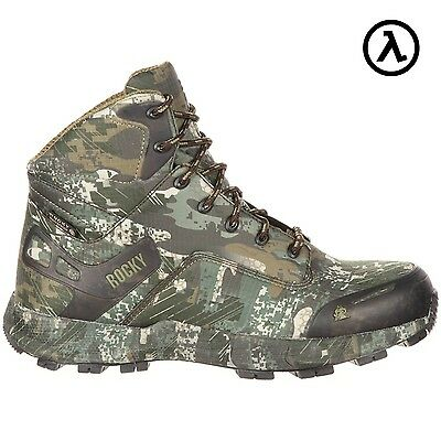 Rocky Broadhead Waterproof Trail Hiker Venator Boots Rks0289   Sale