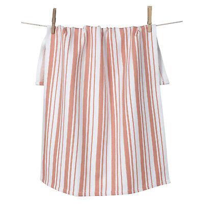 KAF Home Basketweave Oversized Kitchen Towel, 100% Cotton, Blossom
