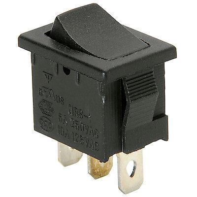 Spdt Miniature Rocker Switch Center Off