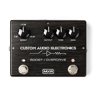 MXR MC402 The CAE Boost / Overdrive, Brand New in The box !