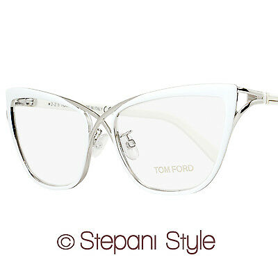 0d49fe0ddbf32 ... UPC 664689583294 product image for Tom Ford Butterfly Eyeglasses Tf5272  025 Size  53mm Palladium