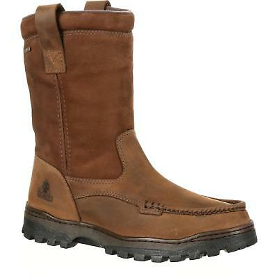 Rocky RKS0255 Outback GORE-TEX Waterproof Wellington Moc Toe Boot Gore Moc
