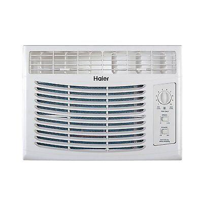 Haier 5,000 BTU 115V;60Hz Mechanical Window Air Conditioner AC Unit | HWF05XCR
