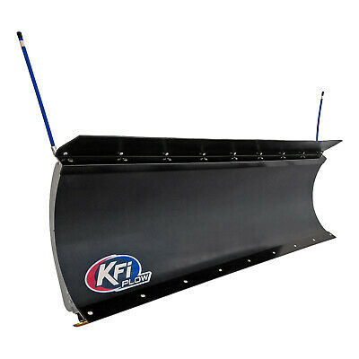 KFI 105872 UTV Pro-Poly Series Snow Plow Blade 72in Straight w/ Plow Markers