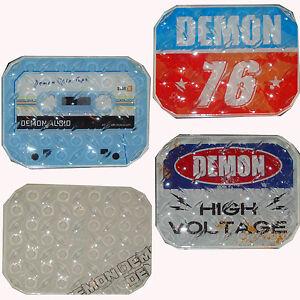 DEMON-Diamond-Plato-Snowboard-Zapateado-Esterilla-Pad-Varios-Colores-amp-Disenos