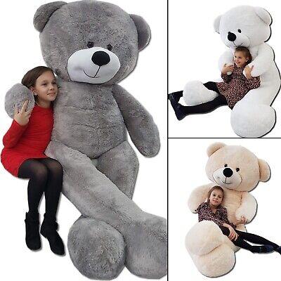 Giant large big huge brown teddy bear 220cm