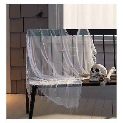New ! 6ft Halloween Gauze Cloth - Hyde and Eek! Boutique - Gauze Material Halloween