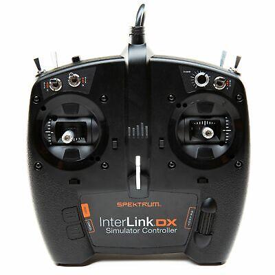 Spektrum InterLink DX Realflight Simulator Controller with USB Plug SPMRFTX1