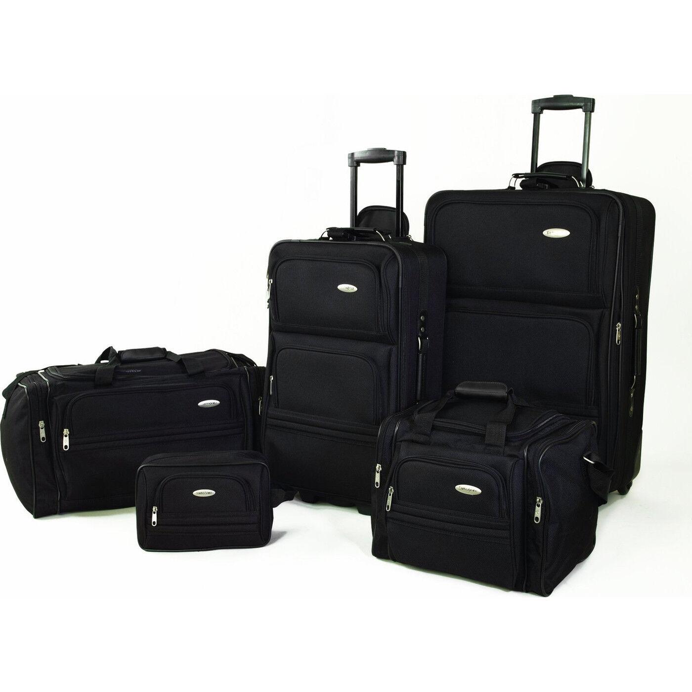 Samsonite 5 Piece Nested Luggage Suitcase Set - 25 Inch, 20