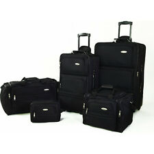 Samsonite 5 Piece Nested Luggage Suitcase Set - 25 Inch, 20 Inch & More