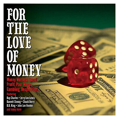 For The Love Of Money VARIOUS ARTISTS Best Of 40 Songs NEW SEALED 2