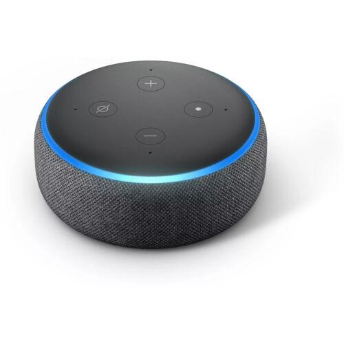 NEW Amazon Echo Dot (3rd Generation) 3rd gen - Smart Speaker with Alexa