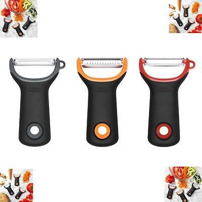 OxO Good Grips - 3-teiliges gemischtes Schäler-Set inkl. Julienneschäler NEU Oxo Good Grips
