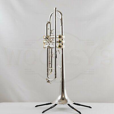 Used Bach Stradivarius LT180S37 Trumpet with Gold Trim kit