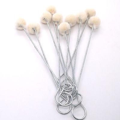 """10 pk. Wool Daubers Small 1/2"""" by Stecksstore 3443-00"""