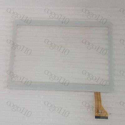 9.6'' Tablet Touch Screen Digitizer Replacement Sensor CH-1069A4-PG-FPC264-V1.0 for sale  Shipping to Canada