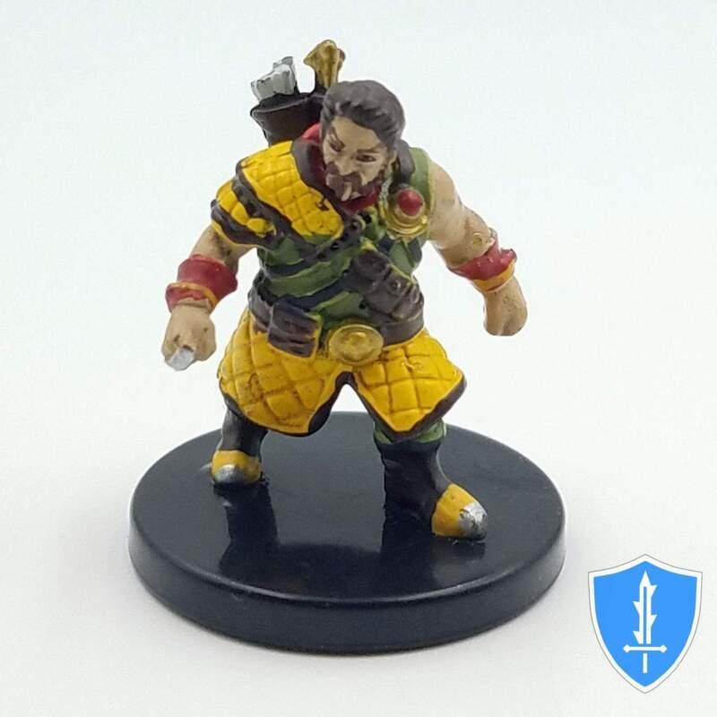 Dwarf Artificer - Eberron Rising From The Last War #7 D&D Miniature