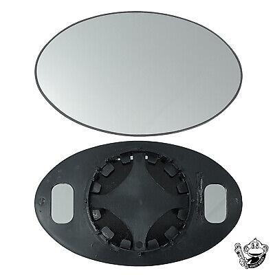 Left hand Passenger side for Mini Cooper 2010-2013 wing mirror glass