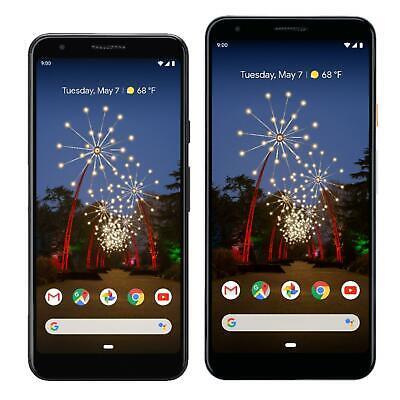 Google Pixel 1, XL, 2, 2XL 3, 3A, 3A XL - 32GB/64GB/128GB- Unlocked - Smartphone