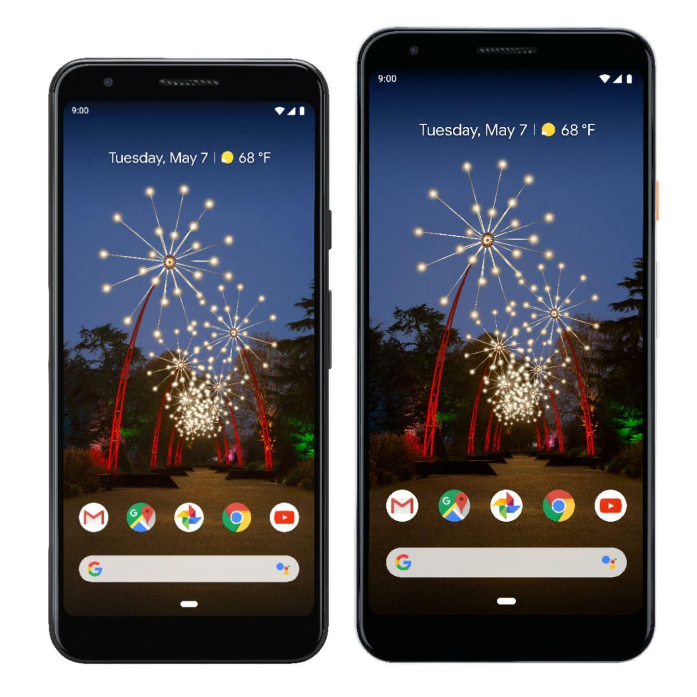 Android Phone - Google Pixel 1, XL, 2, 2XL 3, 3A, 3A XL - 32GB/64GB/128GB- Unlocked - Smartphone
